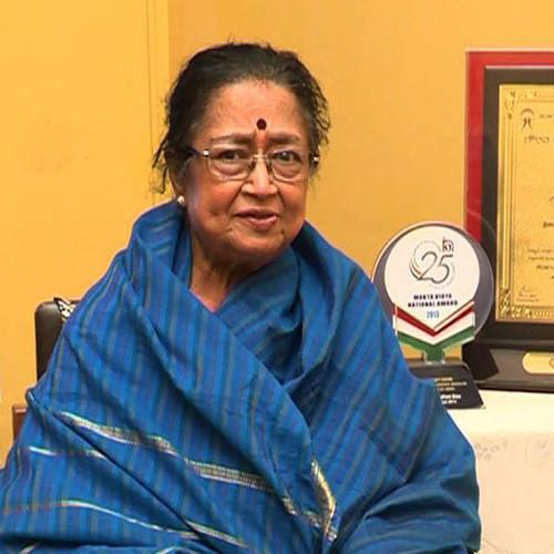 Rukmini Krishnaswamy