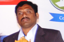 Vijaya Rao Sindhe a Volley ball player