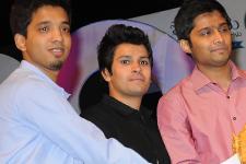 Mr. Eshwar Mahadevan, Mr. V Subhash Chandra & Mr. Amruth Charmana