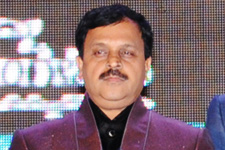 Mr.K N Vasudev Adiga, Managing Director of Adigas Fast Food Pvt Ltd:
