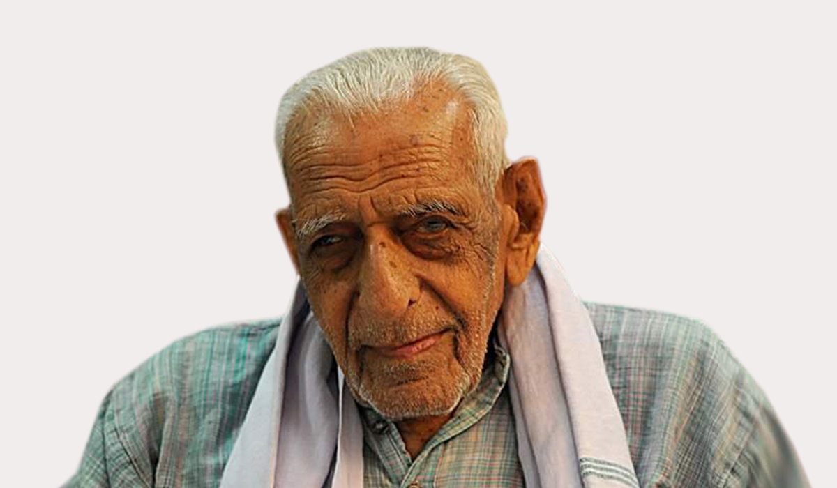 H S Doreswamy Activist & Freedom Fighter