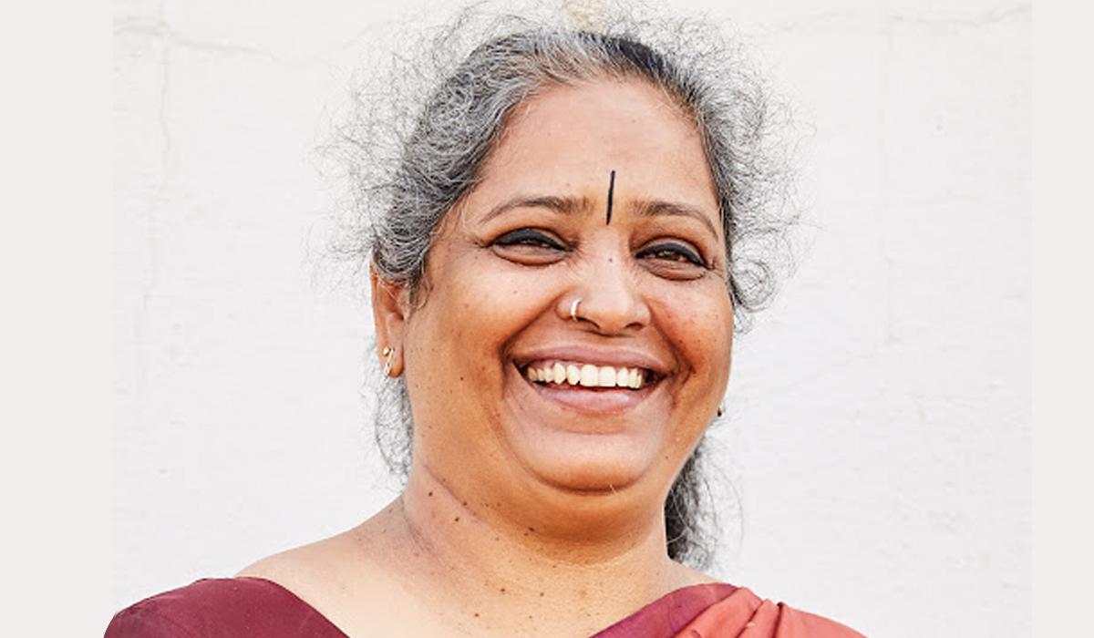 Nalini Shekar Co-Founder – Hasiru Dala
